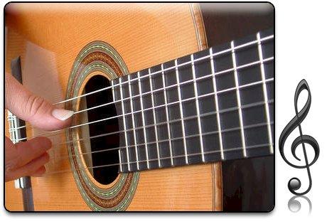 Gitar akort etmek için ses frekansları
