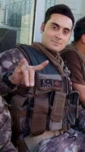 Şehit Polis Memuru Abdullah YILDIRIM