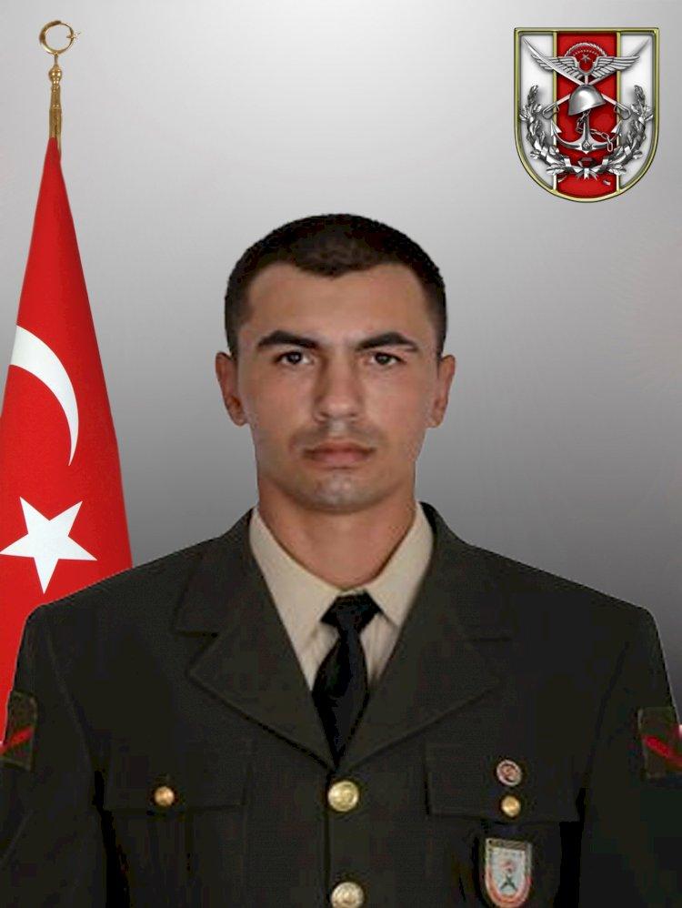 Şehit Piyade Jandarma Uzman  Ercan ZENGİN