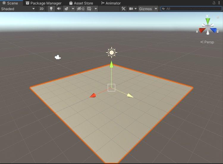 Unity 3D ile İlgili Örnekler  (klavye kontrol kodu, mouse ile kamera hareket kodu)