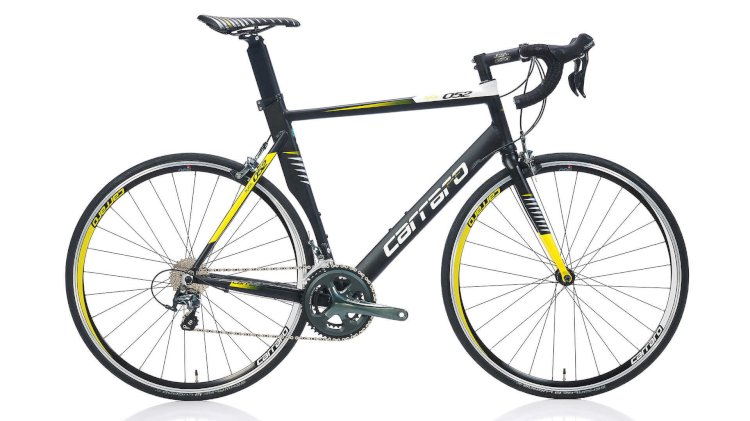 Carraro cr 052 yol/yarış bisikleti yeni ve eski versiyon farkları